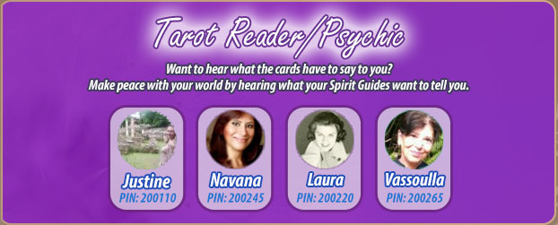 Our Tarot Readers