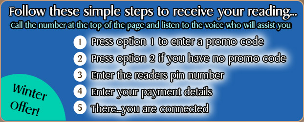 Follow These Simple Steps To Receive Your Phone Reading
