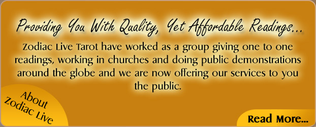 Providing You With Quality, Yet Affordable Readings...