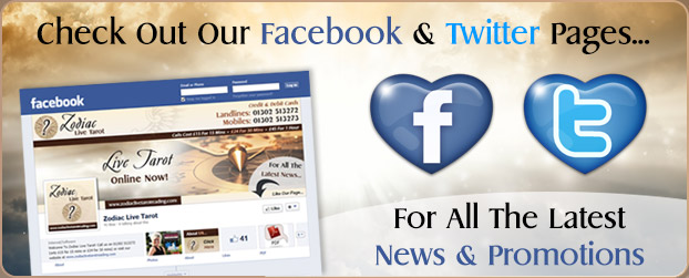 Check Out Our Facebook And Twitter Pages
